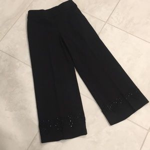 INC Capri wide pants